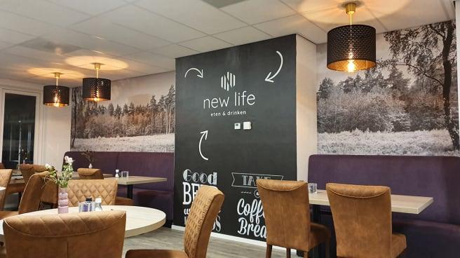 Interieur - New Life | Eten & Drinken, Putten