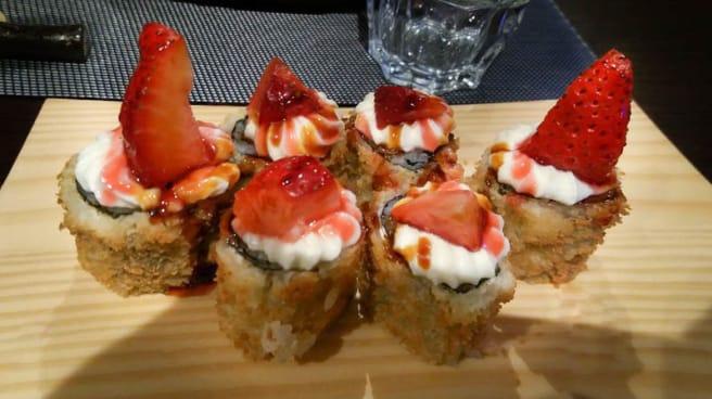Sushi - Sushi Dragon, Aversa