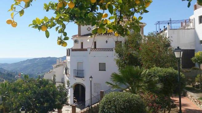 Exterior - Bodega de Pepe, Frigiliana