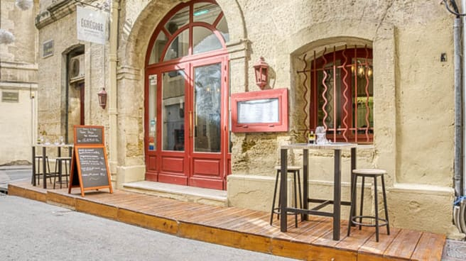 Devanture - L'Égrégore, Montpellier