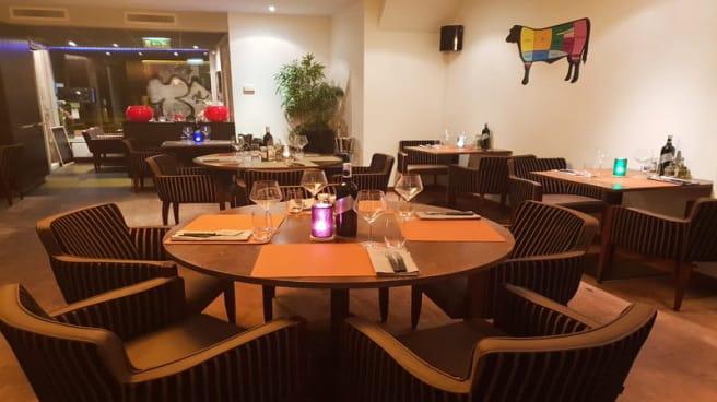 Restaurant - De Royal Chophouse, Ámsterdam