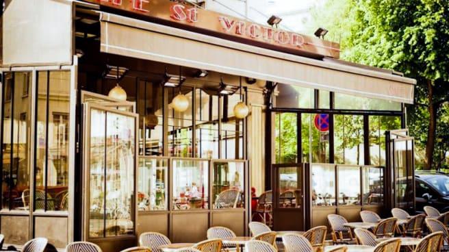 Restaurant - Café St Victor, Paris