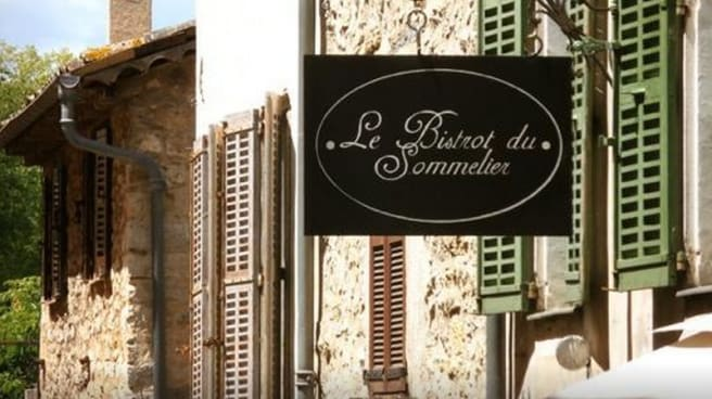 Restaurant - Le Bistrot du Sommelier, Valbonne