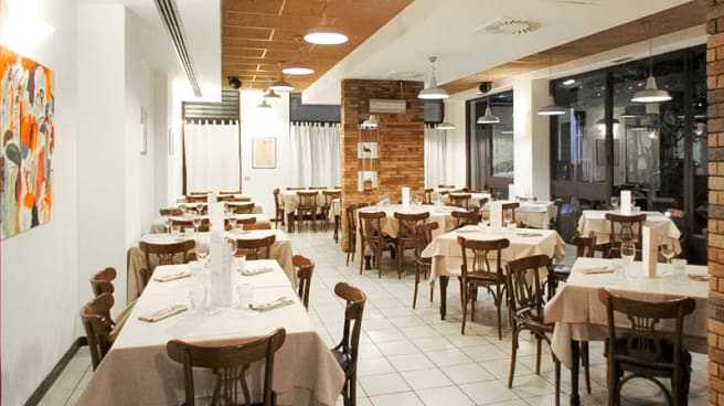 sala - Ziki Restaurant, Milano