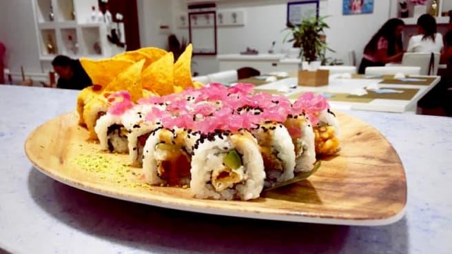 un po' di calabria cipolla rossa di tropea nduia e tonno  - Wow sushi bar temakeria