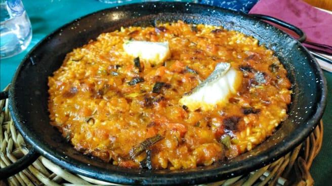 Sugerencia del chef - Don Peppone, Rubi