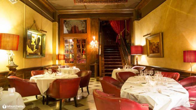 Vue de la salle - Le Passage, Lyon