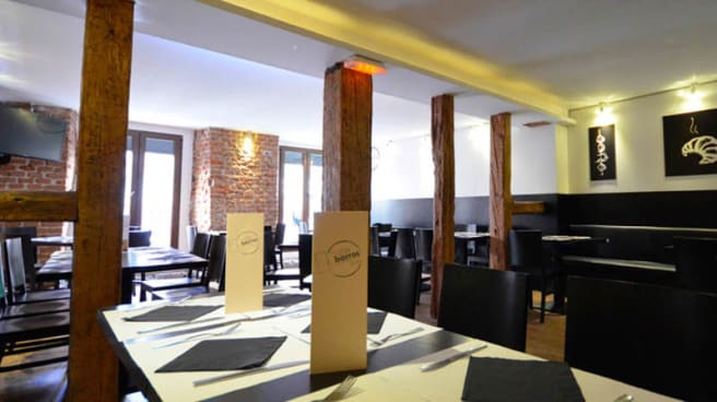 Vista Sala - The  Barros Bar Mayor, Madrid