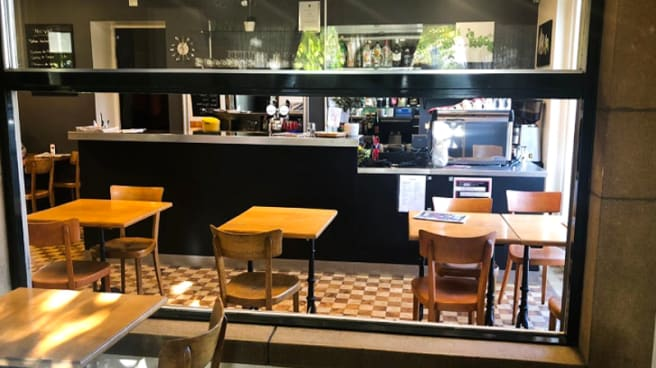 Vue de la salle - CZ Restaurant
