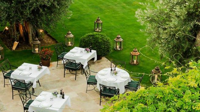 Vista terraza - El Jardin - Finca Cortesin, Casares