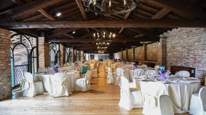 Sala - Antico Borgo della Certosa, Certosa di Pavia
