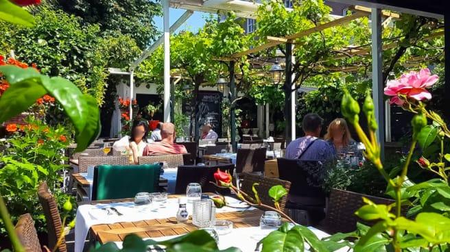 secret garden - La Liguria, Den Haag