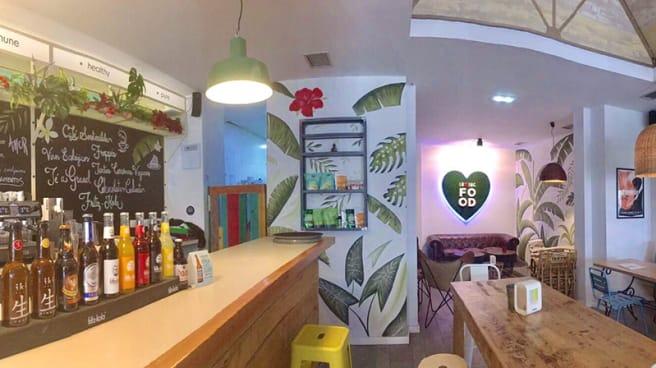 Sala - Loving Food Oviedo, Oviedo