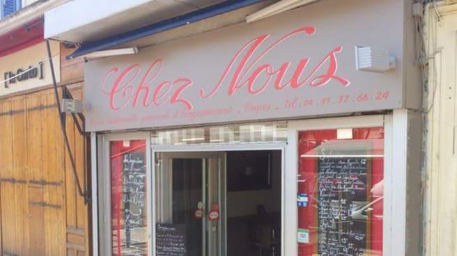 facade - Chez Nous, Marseille
