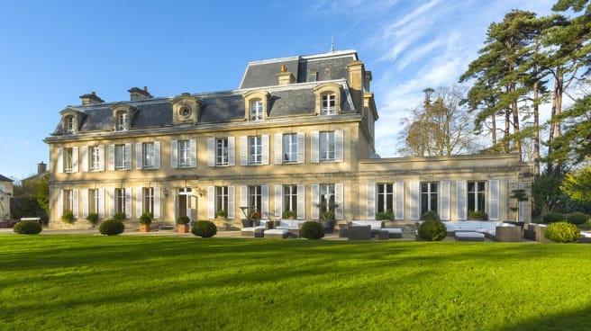 chateau - Le Botaniste, Port-en-Bessin-Huppain