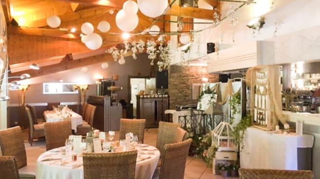 Le restaurant - Les Clos de Chaponost Hôtel & Restaurant
