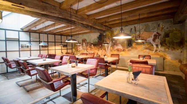 Het restaurant - Herberg De Gouden Leeuw, Bronkhorst