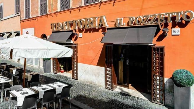 esterno - Il Pozzetto, Roma