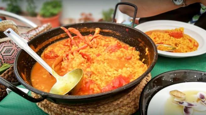 Sugerencia del chef - El Pescador, Zahara De Los Atunes
