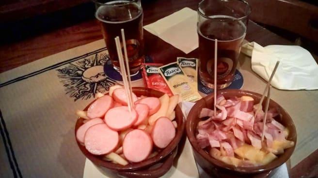 suggerimento dello chef - St. George - Traditional English Pub, Nola