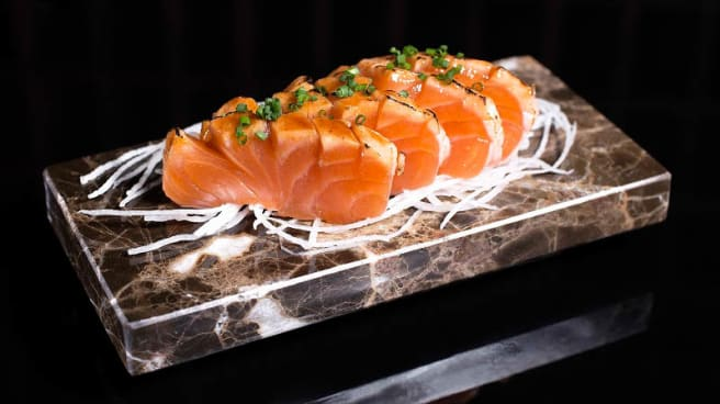 Sugerencia de plato - Fabric Sushi (Punta Chica)