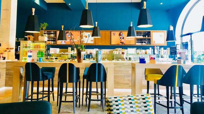 Vue de la salle - FrenchCafé, Nice