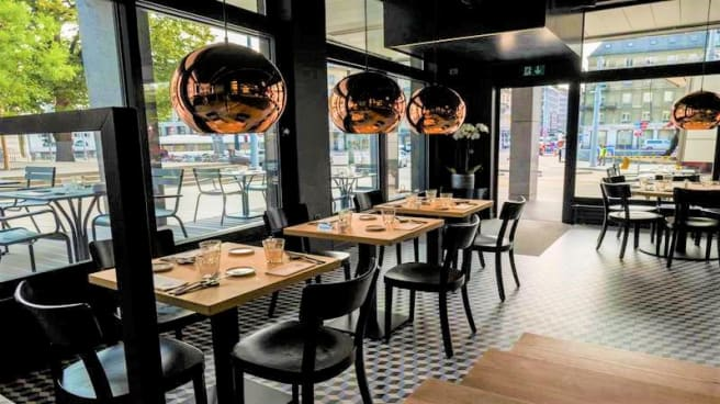 Salle + terrasse - Lillo - Ristorante & Bar, Genève