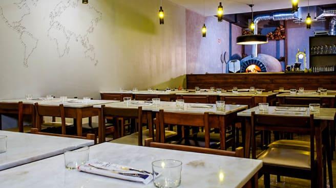 Room View - La Figata Pizzeria, Lisboa