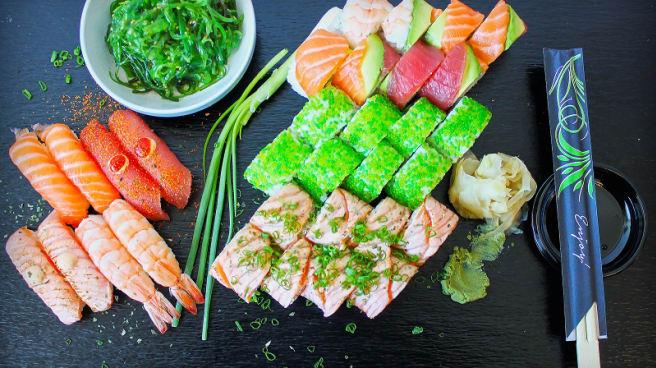 Kockens förslag - Asia Taste, Aarhus