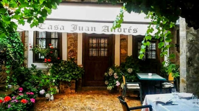 Entrada - Casa Juan Andrés, Castrillo De Los Polvazares