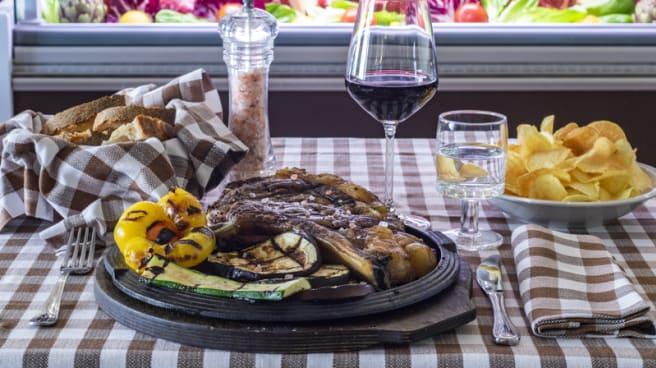 Piatto - Bull Steak, Roma