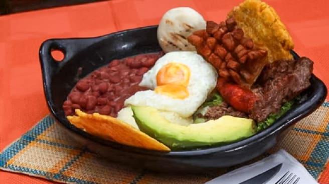 Sugerencia de plato - Faena, Medellín
