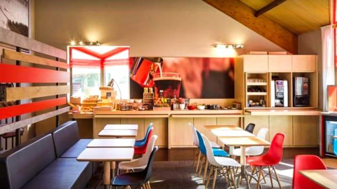 Vue de la salle - Ibis Kitchen Trignac