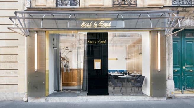 Entrée - Chez Karl et Erick, Paris