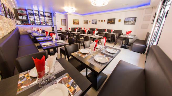 Salle de restaurant - Wadina, Marsiglia
