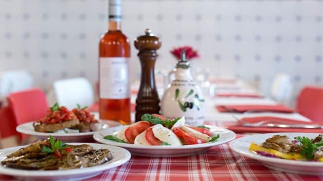suggerimento dello chef - Trattoria La Tellina, Siena