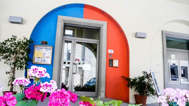 La entrada - Piccola Firenze