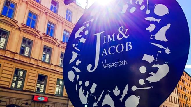 Logo - Jim & Jacob, Stockholm