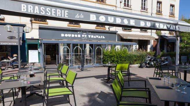 Brasserie de la Bourse du Travail - Brasserie de la Bourse du Travail, Lyon