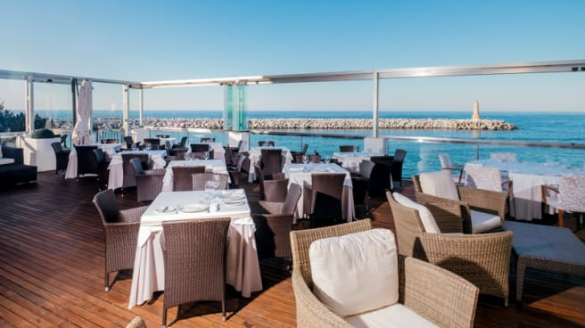 Terraza - El Gran Gatsby, Marbella