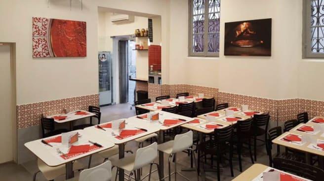 Il locale - Pizzeria Fraschini, Pavia