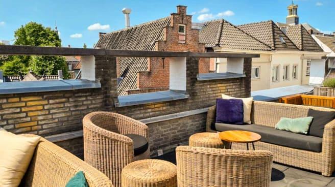 Terrass - Rooftop Zoetelief, Den Bosch