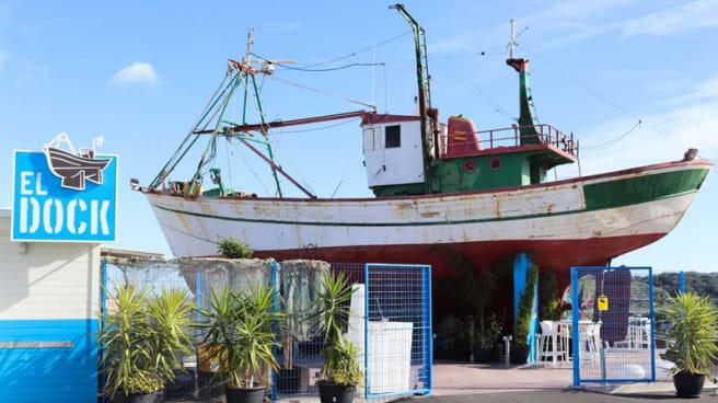 Entrada - El Dock Cocktails, Guardamar Del Segura