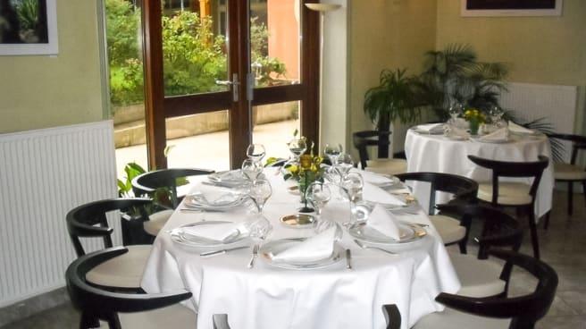 Salle du restaurant - Le Moulin du Gastronome