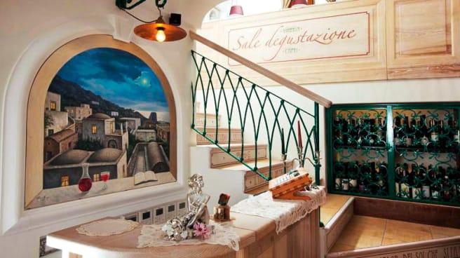 Veduta dell interno - Donna Rachele, Capri