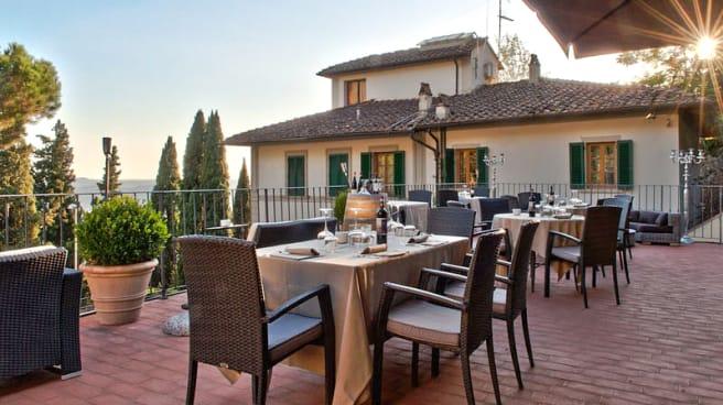Terrazza - Villa Fiesole, Fiesole