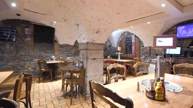 Vue de la salle - L'Alchimiste Vieux Lyon, Lyon