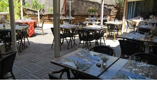 Vue de la terrasse - Le 974, Palavas-les-Flots
