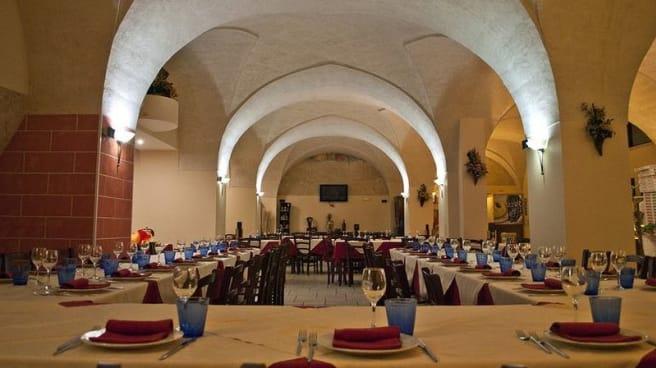 sala interna per eventi - Ristorante Braceria La Rotonda, Massafra