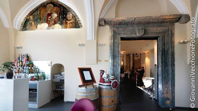 Vista sala - Casa degli Angeli Ristorante e L'Église Lounge Bar, Nocera Inferiore